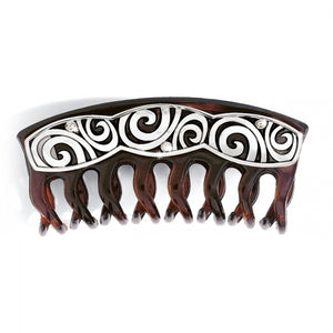 Brighton London Groove Large Hair Clip