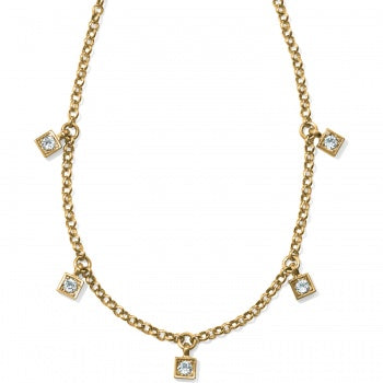 Brighton Meridian Zenith Station Necklace