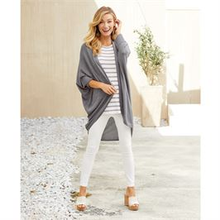 Load image into Gallery viewer, Mudpie Memphis Cocoon Cardigan One Size