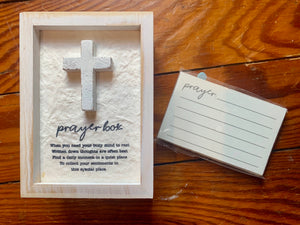 Mudpie Prayer Box