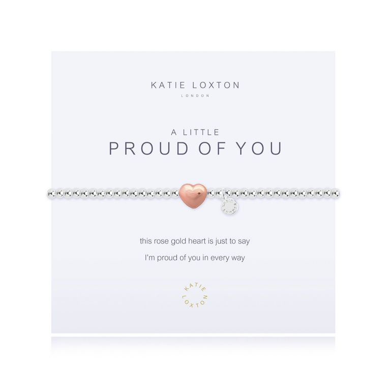 Katie Loxton Proud of You Little