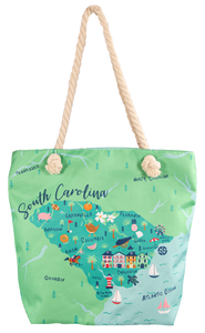 Simply Southern SC Tote