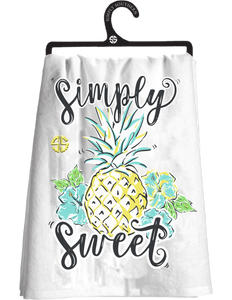 Simply Southern Simply Sweet Tea Towel