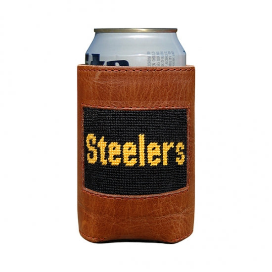 Smathers & Branson Steelers Can Cooler