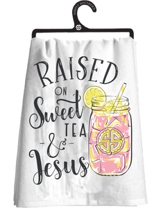 Simply Southern Sweet Tea Tea Towel