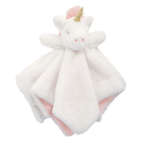 Mudpie Unicorn Plush Blanket