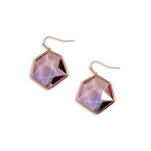 Kendra Scott Vanessa Drop Rose Gold Earring