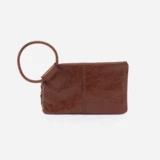 Hobo Woodlands Color Vintage Hide Wristlet