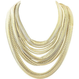 Kendra Scott Wylie Gold Necklace