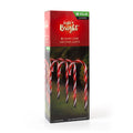 SOLAR Candy Cane Stake Lights 2F Pk8