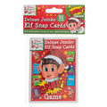 Xmas Elves BB Jumbo Elf Snap Cards 52pk