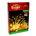 SOLAR Rope Light Tube 10m 2F