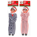 Xmas Elves BB Striped Pyjamas for Elf