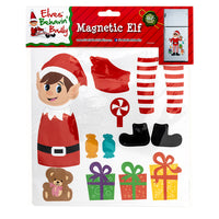 Xmas Elves BB Elf Printed Magnetic Sheets