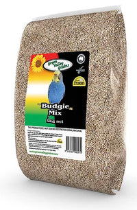 GREEN VALLEY - BUDGIE 5KG