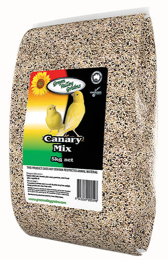 GREEN VALLEY - CANARY MIX 5KG