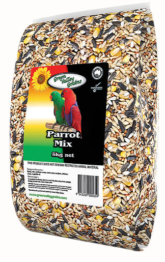 GREEN VALLEY - PARROT 5KG