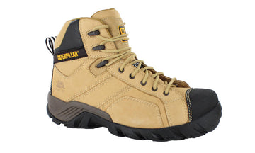CAT Argon Steel Toe Zip Boot