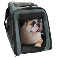 PET CAR SEAT CARRIER DUAL PURPOSE 48X31X30CM