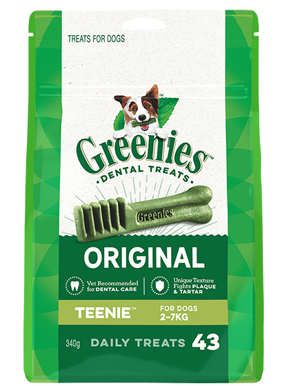 GREENIES TREAT PAK 340g