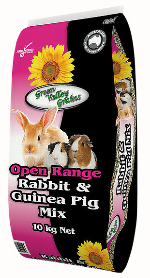 GREEN VALLEY - RABBIT AND GUINEA PIG MIX