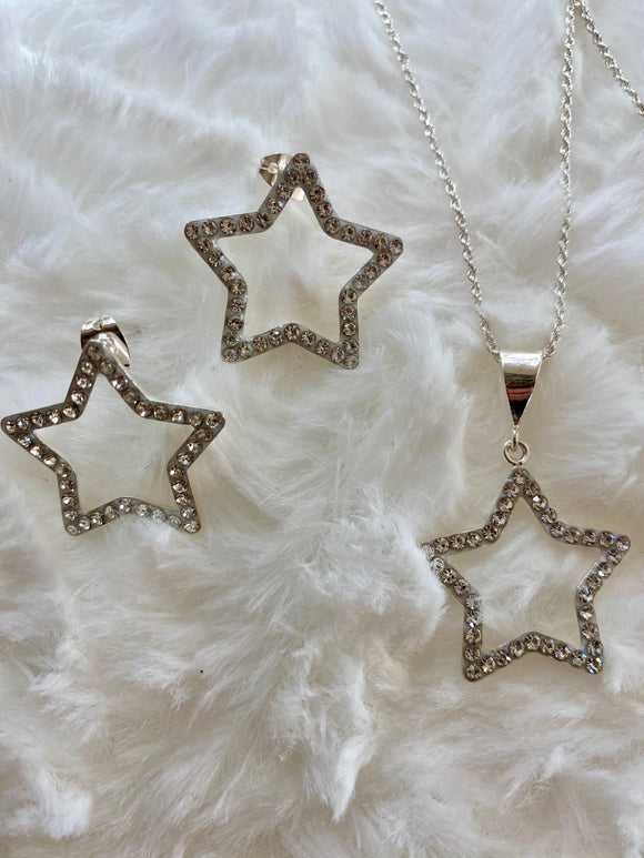 Star Set Light Crystal