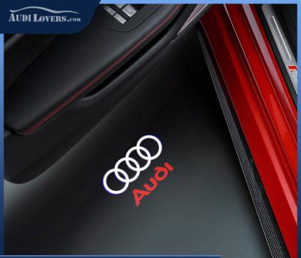 Audi Door Laser Lights (2 pieces)