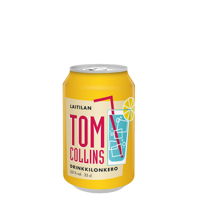 Tom Collins Drinkkilonkero