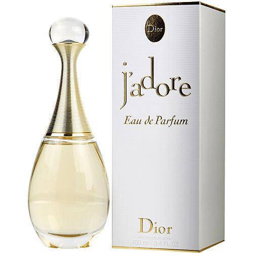 JADORE by Christian Dior EAU DE PARFUM SPRAY 3.4 OZ