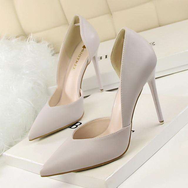 Fashion High Heels Wedding pumps - fashiontweaks.com