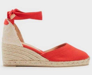 Women's Espadrille Ankle Strap Sandals - fashiontweaks.com