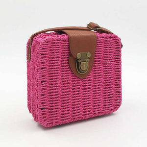 Candy Women Straw Bag