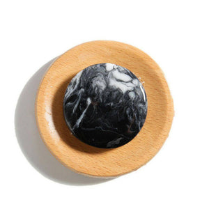 Volcanic Clay Coffee Sculpting Soap Bar