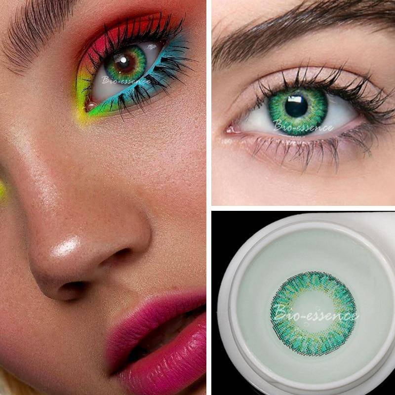 Cosmatic Contact Lenses