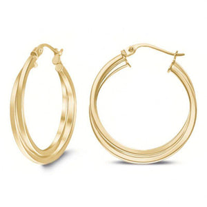 Gold Earing