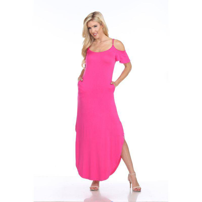 WhiteMark 'Lexi' Maxi Dress