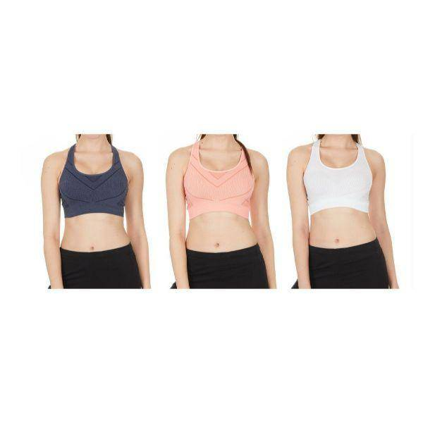 Seamless High-Level Performance Sport Bras - 2 Pack