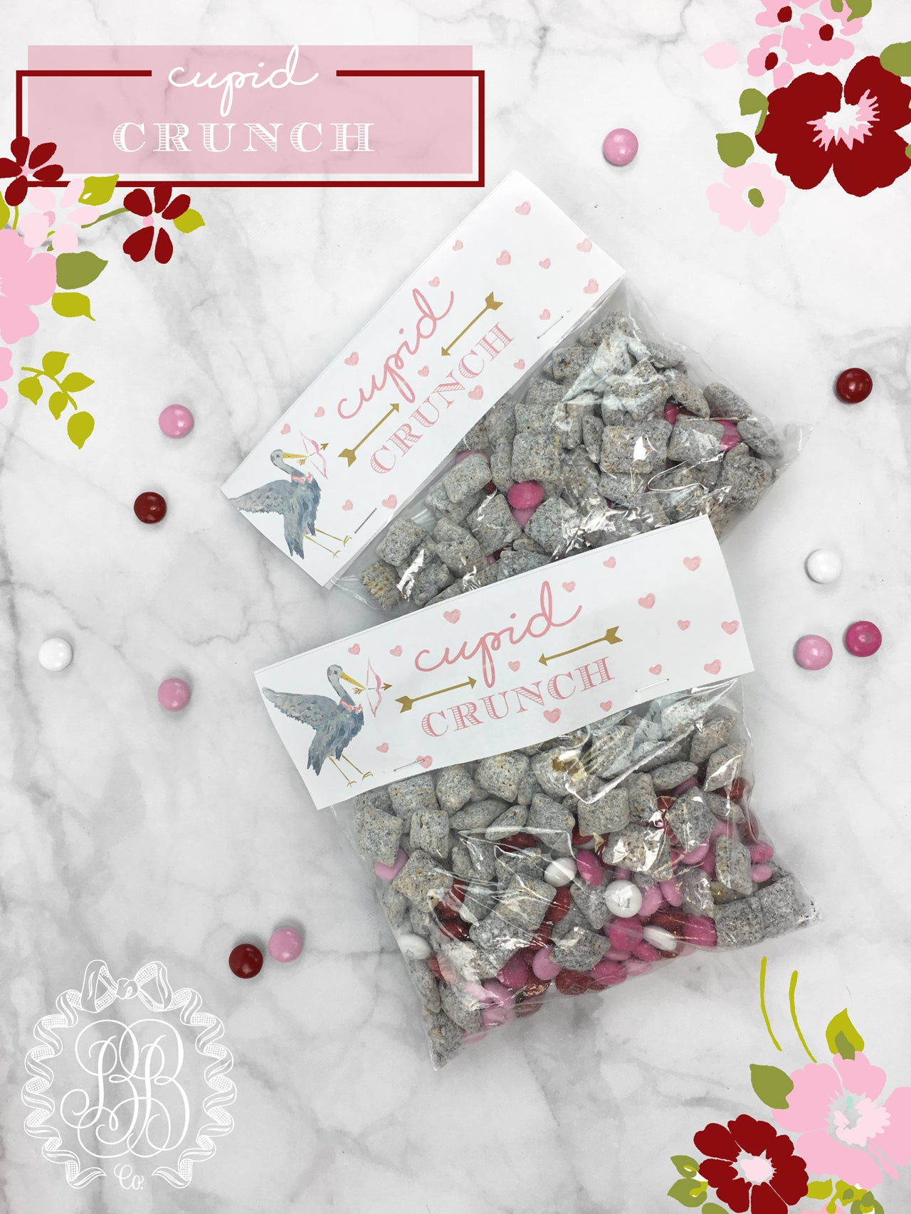 T.B.B.C. Valentine Treat: Cupid Crunch