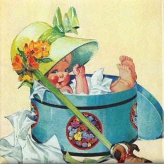 baby_with_bonnet_in_hatbox_refrigerator_magnets-r08c1e8f27657478c838fc87138b6305c_x7j3u_8byvr_512