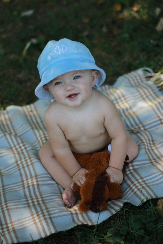 60c65765302 May we recommend  The Beaufort Bucket Hat for your little man. Why should  girl s have the monopoly on cute hats  The Beaufort Bonnet needed at  equally as ...