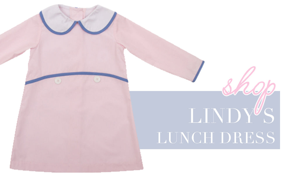 What To Wear This Valentine's Day: Lindy's Lunch Dress
