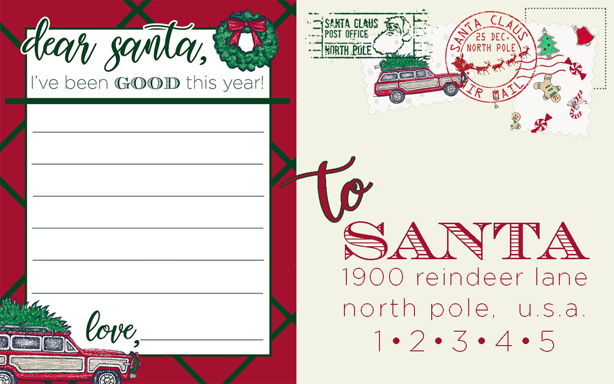 Dear Santa... // The Beaufort Bonnet Company   The Well To Do Review
