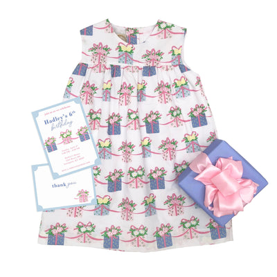 McFerran Frock - We Pink Every Day is a Gift