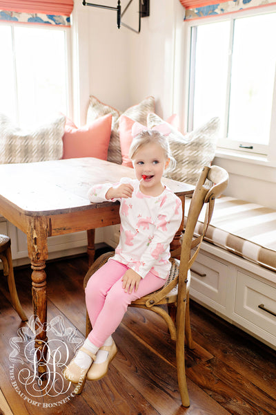 Long Sleeve Penny's Play Shirt - Precious Peanut