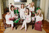 Wimberley's Wine Down Night Night (Ladies) - Dear Santa with Hamptons Hot Pink