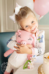 Sara Jane's Sweet Dream Set - Party Animals with Sandpearl Pink