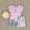 Penny's Play Shirt - Palm Beach Pink