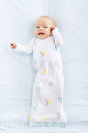 Sadler Sack Gown - Sweetie Pie Scribbles