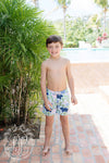 Tortola Trunks - Bal Harbour Hippo