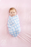 Silent Night Swaddle - Bamboo Proverbs